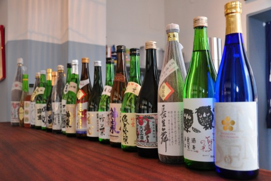 Sake-Workshop