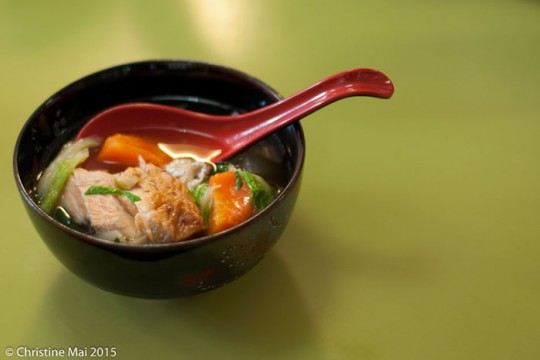 Cooking class: Miso